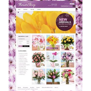 Orchid Flower Shop