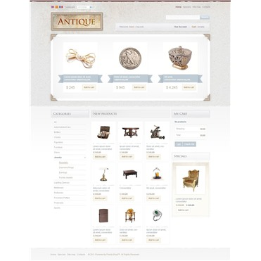 Antique Goods