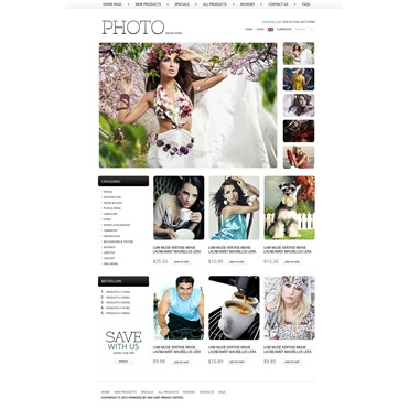 Online Photo Store