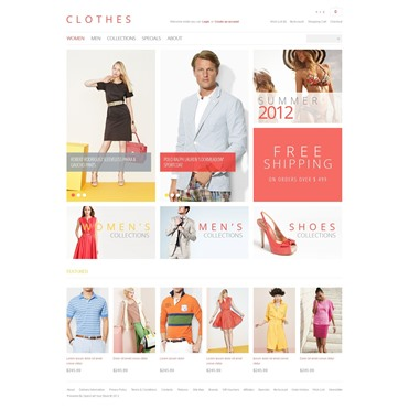 Brand Clothes
