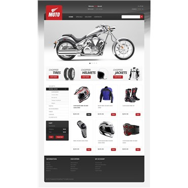 Bike Parts & Apparel