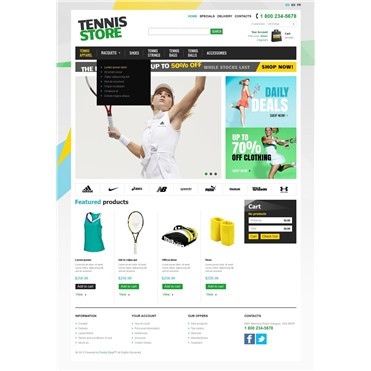 Racquets And Tennis Stuff