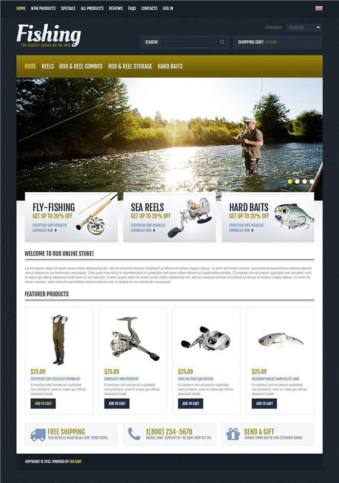 сайт рыбалка шоп