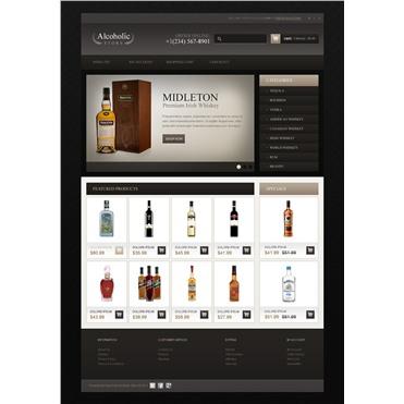 Alcoholic Store