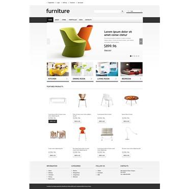 Responsive Furniture Store
