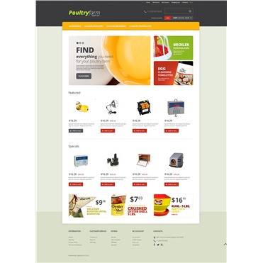 Farm Supplies Store