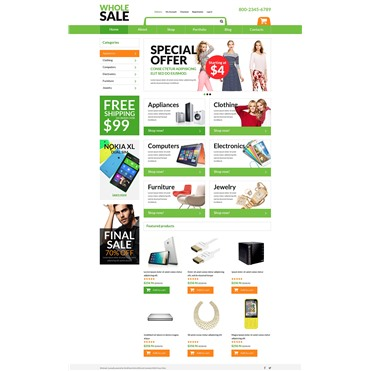 Online Wholesaling Business