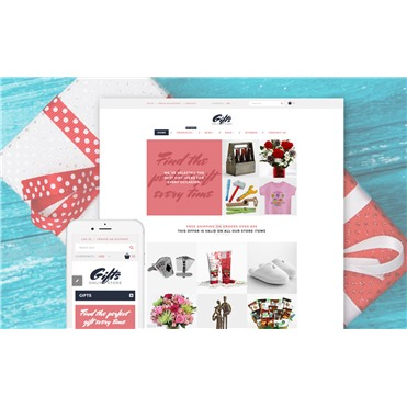 Gifts Online Store