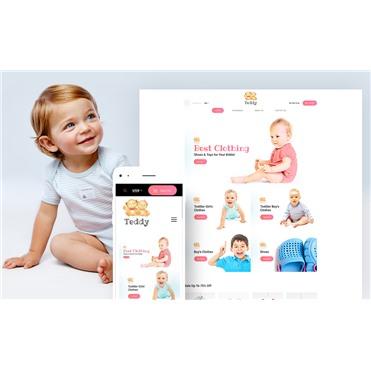 Teddy - Kids Shop