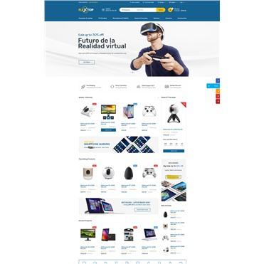 Flextop - Multivendor Marketplace