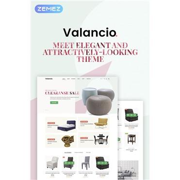 Valancio - Home Decor Elementor