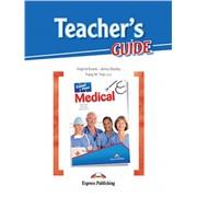 Medical (Teacher's Guide) - методическое руководство для учителя