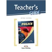 Police (Teacher's Guide) - методическое руководство для учителя