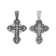 Крест серебряный  № 03082, серебро 925°