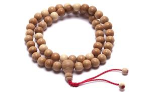 Буддийские четки на 54 бусины