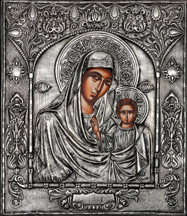 4 ноября День Казанской иконы Божией Матери