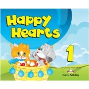 happy hearts 1 student's book - учебник