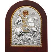 """Икона """"св. Георгий Победоносец"""" на дереве"""
