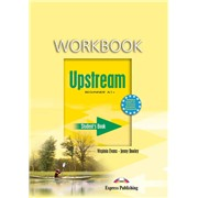 upstream beginner workbook - рабочая тетрадь