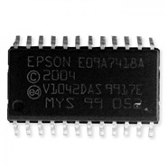 E09A7418A Микросхема шифратор для принтеров Epson  L1100/ L1118/ L1119 /L3100/ L3106/ L3108/ L3110/ L3115/ L3116/ L3117/ L3118/ L3119/ L3150