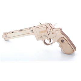 Древо Игр Пистолет-резинкострел Древо Игр Револьвер (собранный)
