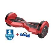 Гироскутер Smart Balance 8 дюймов Transformers LED - красный