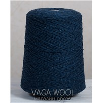Пряжа Твид-мохер, Черника 2611, 110м/50г, Knoll Yarns, Mohair Tweed, Blueberry