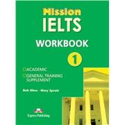 mission ielts 1 workbook - рабочая тетрадь