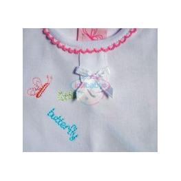 Комплект для девочки Little butterfly, 10 предметов