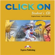 Click On 3. Student's Audio CD. Pre-Intermediate. Аудио CD для работы дома