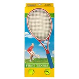 Набор для большого тенниса «First Tennis» (с пластиковыми ракетками), интернет-магазин товаров для бильярда Play-billiard.ru