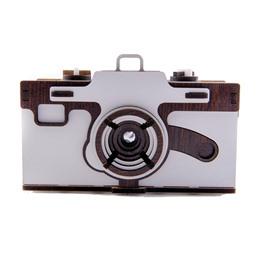 IQ Gears 3D-пазл IQ GEARS Фотокамера Pinhole