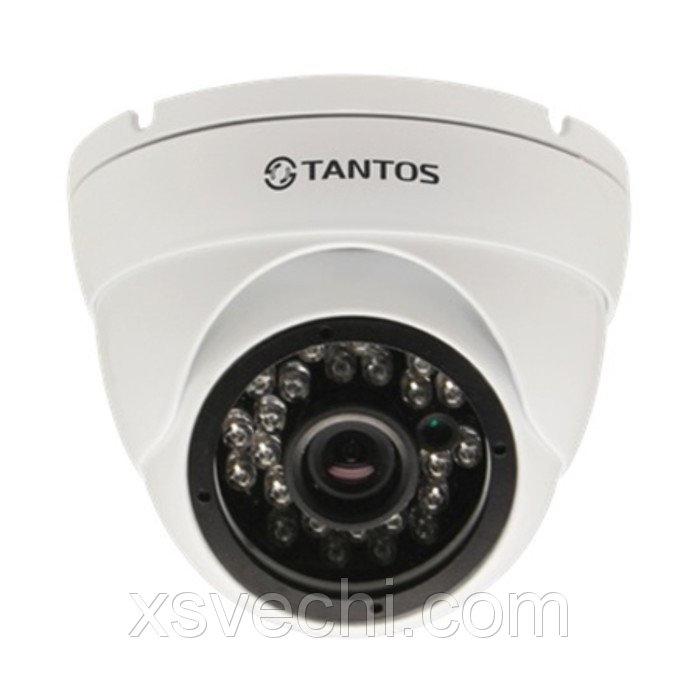 Видеокамера антивандал Tantos TSc-EB1080pAHDf(3.6), AHD, 2 Мп, 1080P (Full HD)
