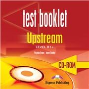 upstream b1+test booklet cd-rom