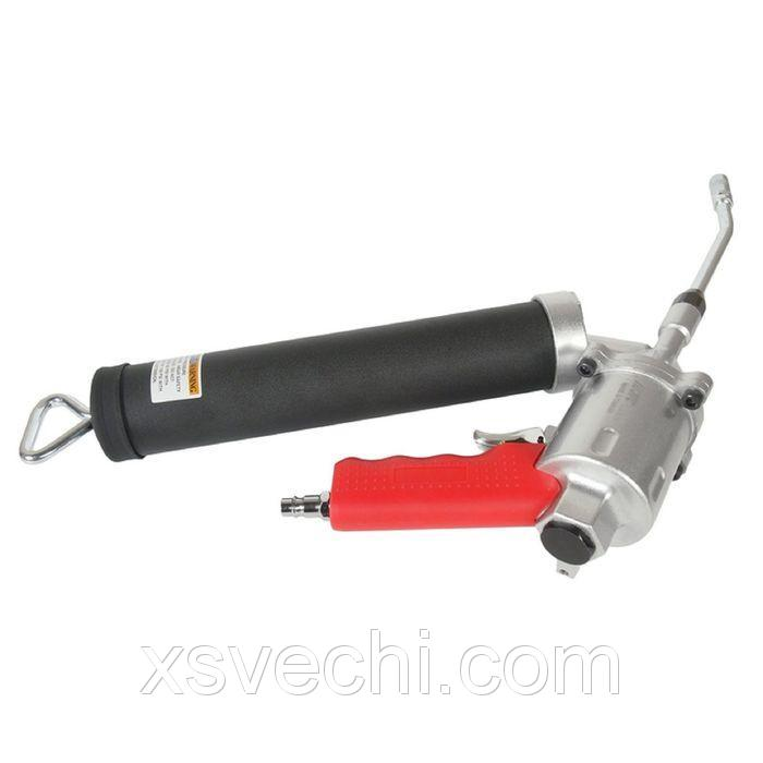 Шприц JTC, JTC-5224, смазочный, автоматический, емкость 400 см3
