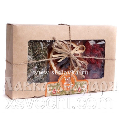 Набор «Новогодний гостинец» подарочный