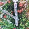 Новогодняя Led гирлянда на елку 3 м 40 ламп сосульки