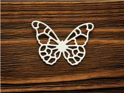 Бабочка Мемори малая