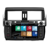 Штатное головное устройство MyDean 3347 для Toyota LC Prado 150  2013-