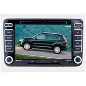 Штатное головное устройство Phantom DVM-1820G iS для Volkswagen  SD + ПО Навител