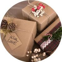 Упаковка и декор