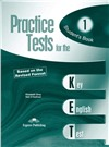 practice tests for the ket 1 student's book - учебник revised