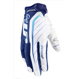 Кроссовые перчатки JT Racing LITE RAZOR BWI XS
