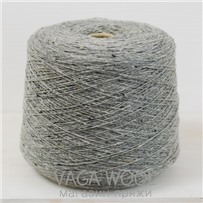 Пряжа Твид Soft Donegal Верба 5509, 190м в 50 г. Knoll Yarns, Greese