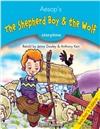 the shepherd boy & the wolf teacher's book - книга для учителя