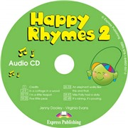 happy rhymes 2 cd