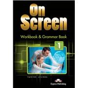 On screen 1 WorkBook - Рабочая тетрадь