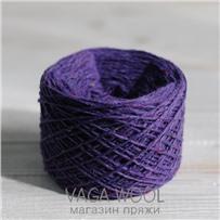Пряжа Твид Modern, Фиолет, 150м/50г, Vaga Wool