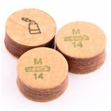 """Наклейка для кия """"Moori"""" (M) 14 мм, интернет-магазин товаров для бильярда Play-billiard.ru"""