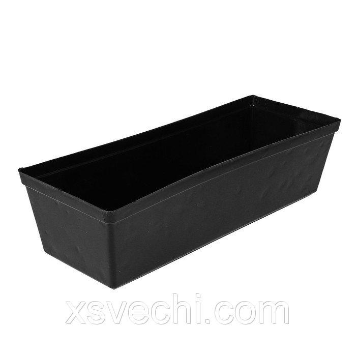 """Ящик для рассады, 14 х 36 х 10 см, """"Урожай-7"""""""